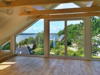 Dachausbau in kiel einbau von gauben dachfenstern und for Fenster neu einbauen